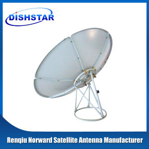 C Band 120cm High Quality Dish Antenna
