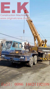 25ton Used Japanese Tadano Crane (TL 250) pictures & photos