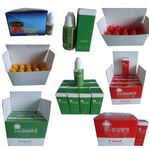 Professional Original E-Liquid with Various Flavors OEM Factory (10ml/20ml/30ml/50ml)