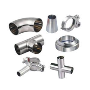 Stainless Steel Plumbing Parts