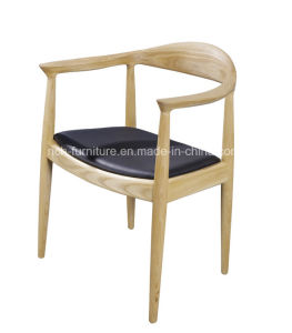 Hans J. Wegner The Chair with Armrest (Round Chair) pictures & photos