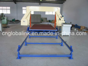 Foam Horizontal Cutting Machine pictures & photos
