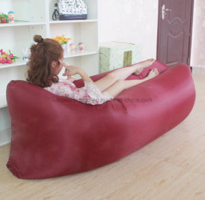 Hangout Fashion Inflatable Air Sofa, Inflatable Laybag for Outdoor Activities pictures & photos