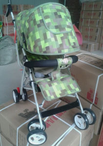 Handsome Color Baby Stroller Long Seat Can Sleep