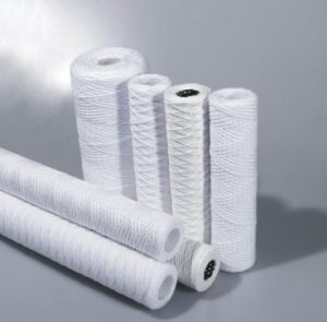Wound Cotton Filter