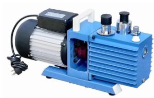 Two Stage Rotary Vane Vacuum Pump (2XZ) pictures & photos