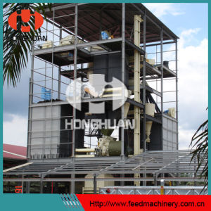 High Grade Poultry Feed Production Line pictures & photos