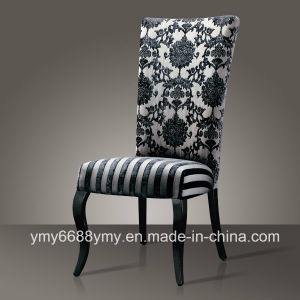 High Quality Aluminum Wooden Dining Room Chairs Hotel Luxury Dining Chair
