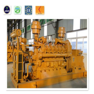 300kw Nature Gas Turbine Generating Set with Water-Cooled for Home Generator Power pictures & photos