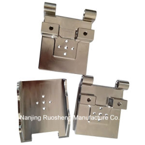 Stainless Steel Machining Plate for Packaging Machine
