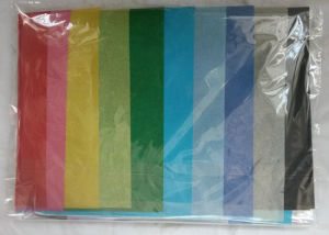 Assorted Rainbow Tissue Paper (CPA-009)