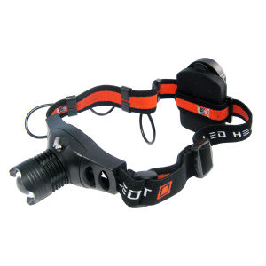 Zoomable Aluminum CREE LED Headlight (LA275)