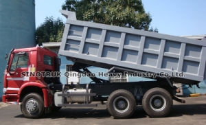 HOWO Dump Truck of 25T (ZZ3257M3641) pictures & photos