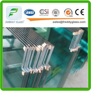 Bent Tempered Windshield Glass/Bent Toughened Glass/Tempered Door/Hot Bending Glass/Polished/U/C/Beveled Edge/Round Edge pictures & photos