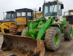 Japanese 60 Used Wheel Loader Kawasaki with Isuzu Engine pictures & photos