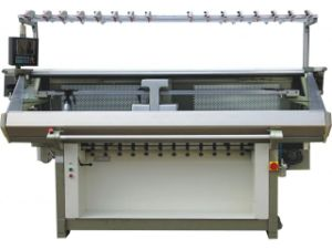 Single Carriage Three System Computeried Sweater Knitting Machine (YX-360)