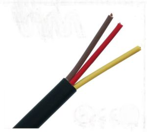 CCC 3 Core Electric Rvv Copper Wire