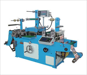 Die-Cutting-Machine (HSM-320A)