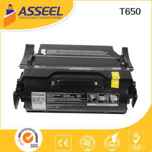 Resonable Price for Compatible Toner Cartridge T650 for Lexmark