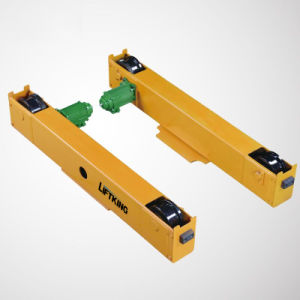 Heavy Duty Suspension Crane End Carriage pictures & photos