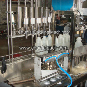 Automatic Line Bottle Filling Sealing Machine pictures & photos