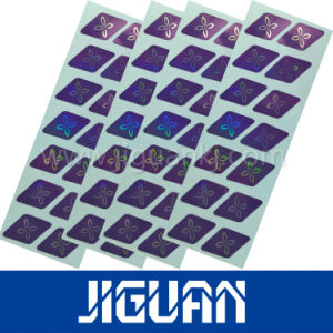 Waterproof Professional Design Self-Adhesive Custom Printable Warranty Hologram Sticker pictures & photos
