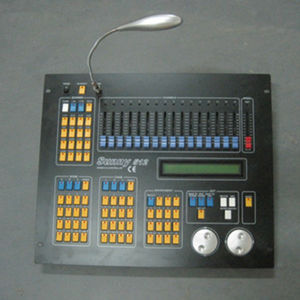 DMX Console Disco Sunny 512 LED Light Controller pictures & photos