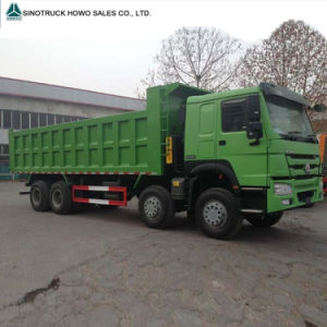 Sinotruk HOWO 8X4 Tipper Truck Heavy Duty Dump Truck pictures & photos