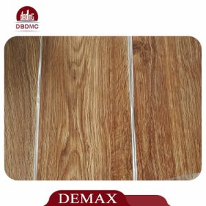 5mm Thick Simple Color Surface Click Lock Vinyl Plank Flooring