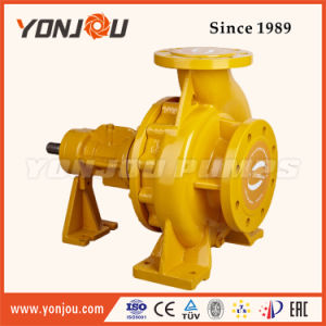 Heating Pump, Hot Oil Transfer Pump, Self-Cooling Hot Oil Centrifugal Pump, High Temperature Oil Pump pictures & photos