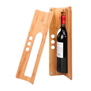 Luxury Wooden Wine Packaging Wine Gift Box White Wine Red Wine Box