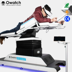 Eagle Flying Shaped 9d Vr Flight Simulator with Content Show TV  Synchronously