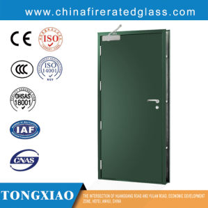 China Steel Fire Resistant Doors With Cuatomized Sizes And Colors China Fire Rated Doors Fire Doors