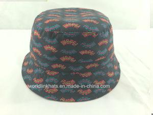 China Custom Printed Outdoor Bucket Hat - China Bucket Hat ... 3b18fd7bc38b