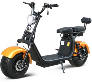 Ce Removable Battery Seev Adult 1000W Motor 2 Wheel Electric Scooter Adult Citycoco