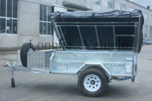 off Road Soft Floor Camper Trailer (CPT-05) pictures & photos