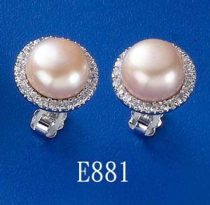 Pearl Earrings E881 pictures & photos