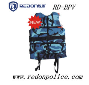 Camouflage Military Floating Body Armor Bulletproof Vest