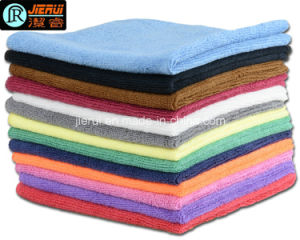Barbershop Towel Microfiber Towel for Barber′s Shop