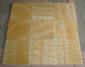 Yellow Onyx Honey Onyx for Wall and Floor Tile pictures & photos