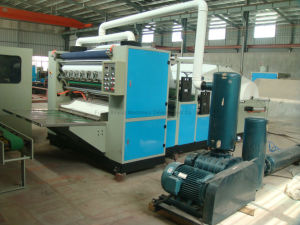 Automatic V Folding Facial Tissue Paper Production Machine Complete Line pictures & photos