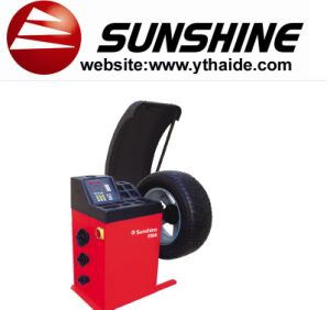 Balancing Equipment, Dynamic Balance Machine, Tyre Machines (S808)