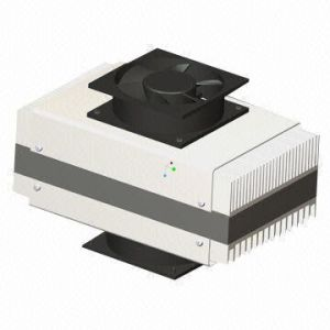 100W Air to Air Thermoelectric Cooling Engine for 24V/48 DC Telecom Device Cooling