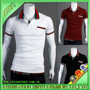 2016 Men Designer Polo Shrit Wholesales for Africa Men (XY21211) pictures & photos