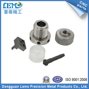 CNC Lathe Parts by High Precision Machine (LM-0422W) pictures & photos