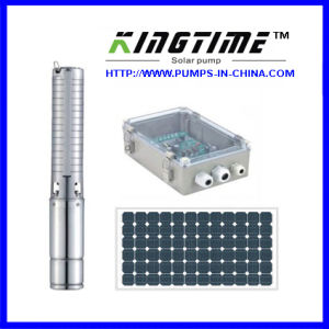 Solar Cell Panel, DC Submersible Water Pump (JCS4) pictures & photos