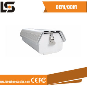 Security Die Casting Windshield CCTV Camera Housing CCTV Camera Metal Parts