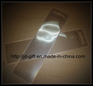Transparent Plastic Packaging Bag with Hole, Supermarket Package Bag, pictures & photos