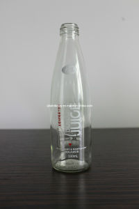 330ml Clear Glass Cola Bottles