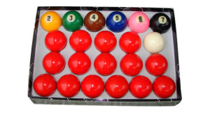 Snooker 22 Number Ball (B005)